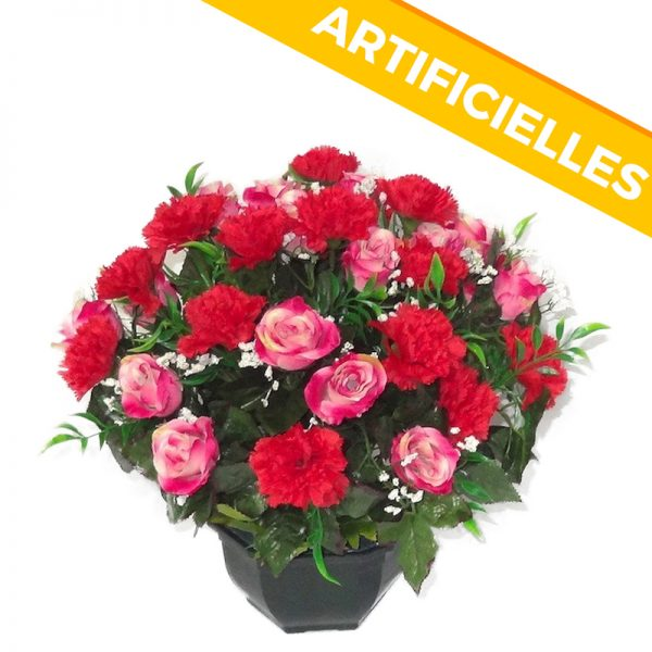 coupe-rose-oeillets
